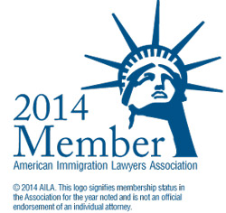 2014 Member American Immigration Lawyers Association
